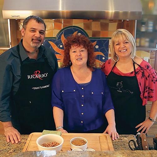 Ricardo, Sue and Sue.