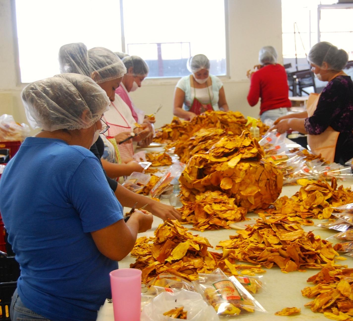 Mango sorting